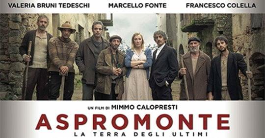 ASPROMONTE – LA TERRA DEGLI ULTIMI di M.Calopresti – MAR. 10 DIC. 2019 –