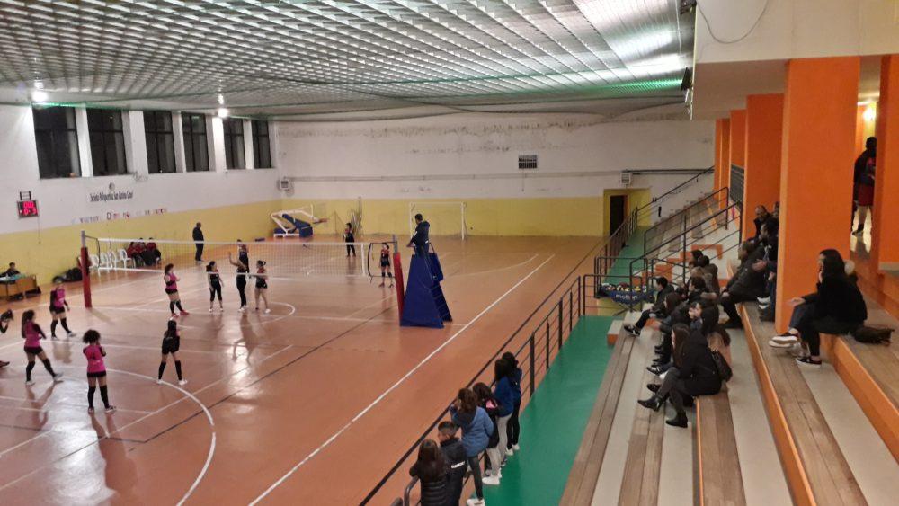 La Volley San Gavino Gavoi, Vince in rimonta!