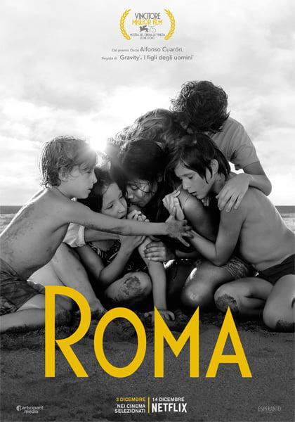 CINEtumbarinu VEN. 10 GENN. 2020 – ROMA di A. Cuarón