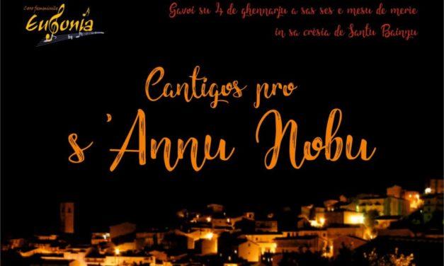 """""""Cantigos po s'Annu nobu"""""""