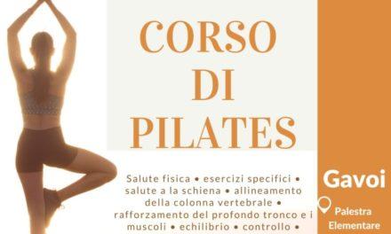"""CORSO DI PILATES DELLA  """"ASD TIGER EYES"""" A GAVOI"""