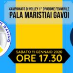 Sabato 11 la Volley San Gavino a caccia della vittoria