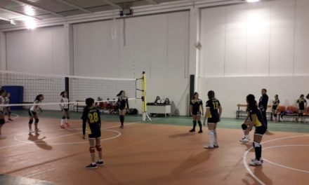 LA VOLLEY PSG GAVOI IN TRASFERTA A VILLAGRANDE