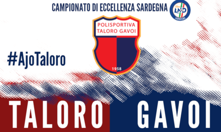 BUON COMPLEANNO, GLORIOSO TALORO GAVOI