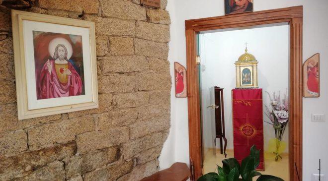 Cappellina del SS. Sacramento Cappella dell'Assunta di via Umberto