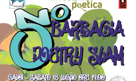 Il Poetry Slam in salsa barbaricina torna in questa calda estate