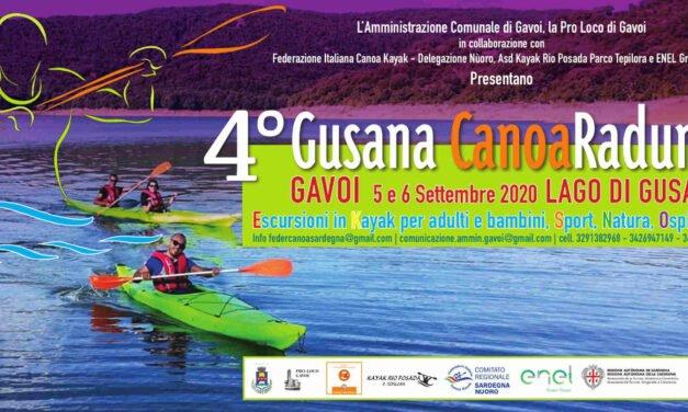 GUSANA CANOA RADUNO GAVOI