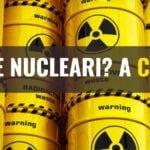 NO! ALLE SCORIE NUCLEARI IN SARDEGNA