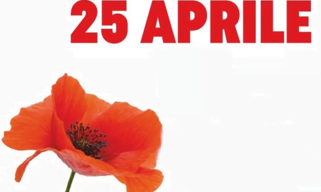 25 APRILE NEL RICORDO DI TUTTE LE DONNE DELLA RESISTENZA
