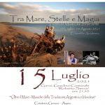 """Festival itinerante tra """"Mare Stelle e Magia 2021"""" a Gavoi"""