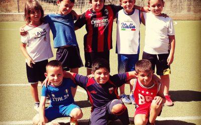 I  VINCITORI DEL TORNEO DI CALCETTO Under10
