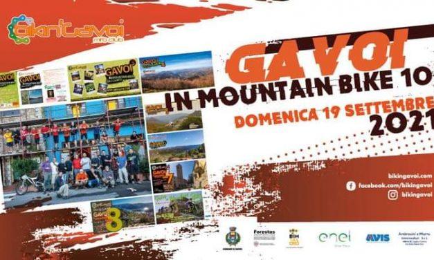 MOUNTAIN BIKE 10 A GAVOI
